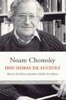 Noam Chomsky_Dos horas de lucidez_portada