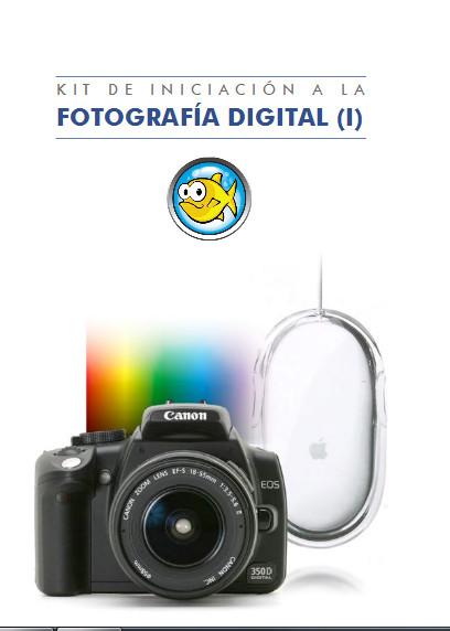 KIT INICIACION FOTOGRAFIA DIGITAL